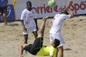 Savio Curci, laterale del Barletta Beach Soccer