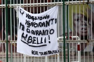 Protesta Liceo Scientifico