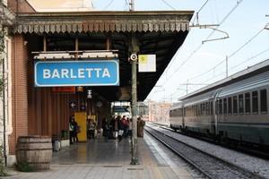 Sale Blu Ferrovie : Bisogna rendere più accessibile la stazione di barletta»