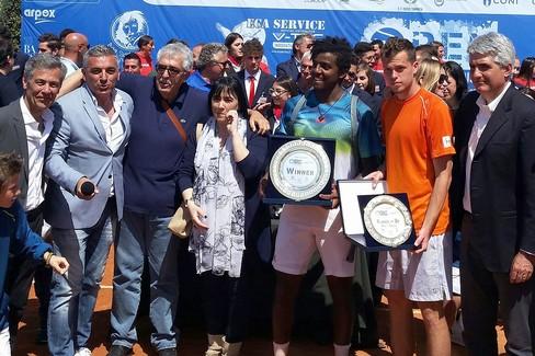Ymer vince contro Pavlasek al Challenger
