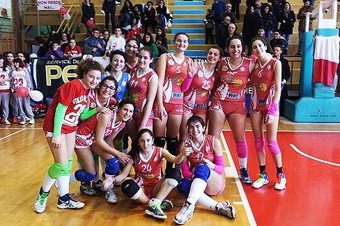 Volley Barletta Under 16