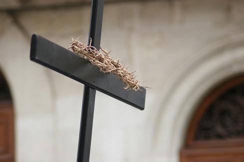 La processione del Venerdì Santo a Barletta