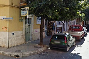 Vetreria in via Marconi