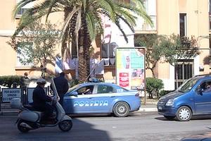 Via Canosa Rapina Poste Italiane