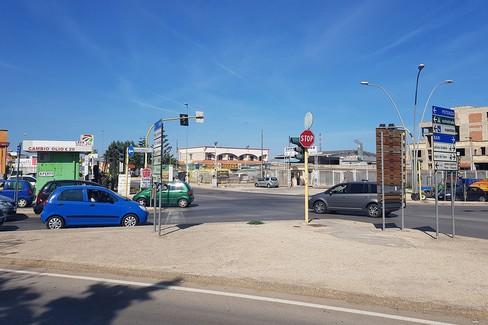 Presentati i lavori per la rimozione dei semafori in via Foggia
