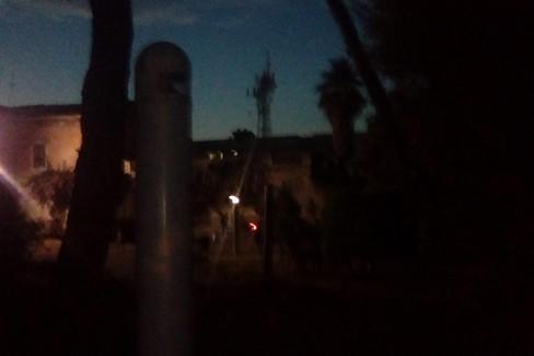 Villa Bonelli al buio