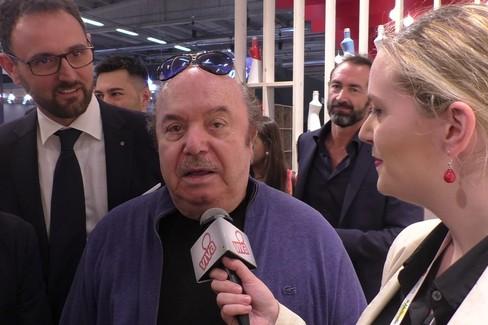 Al Cibus 2018 la simpatia di Lino Banfi coinvolge anche Barletta