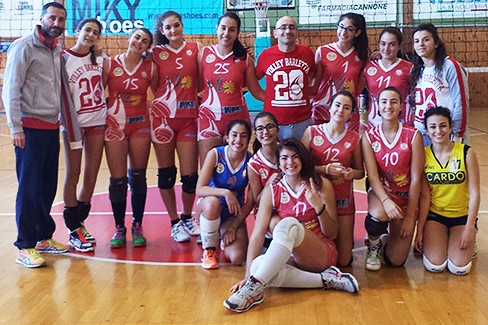 Volley Barletta under 16