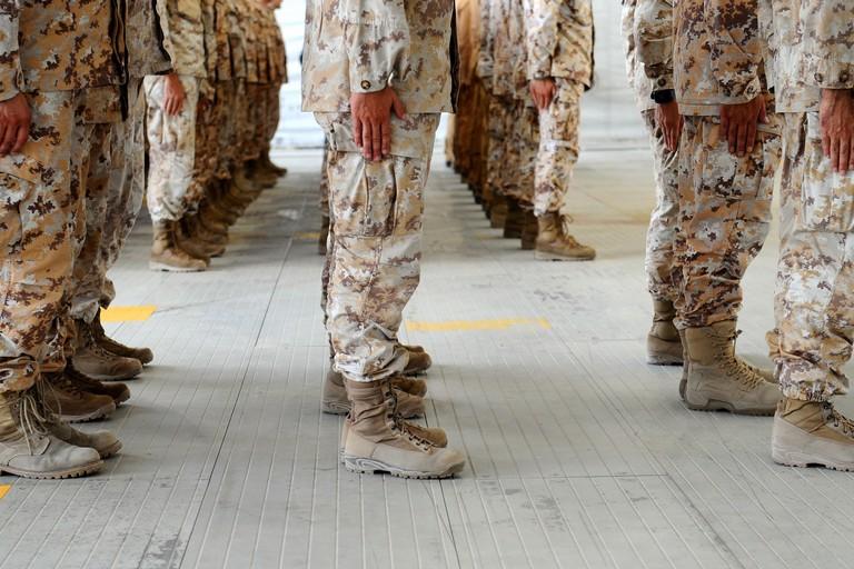 Torna la leva militare a Barletta? È una fake news