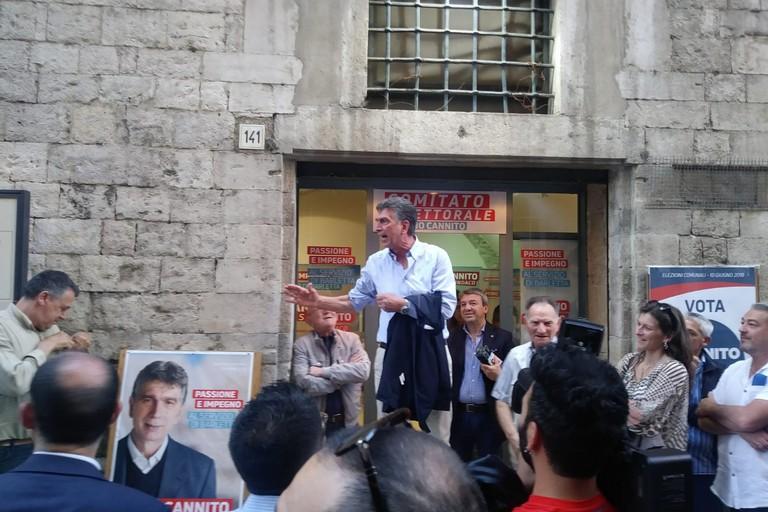 «Restituire Barletta ai barlettani» è la priorità per Mino Cannito