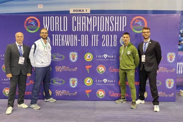 Campionati di taekwondo a Minsk