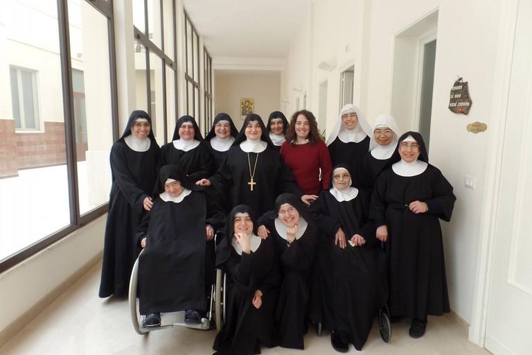 Suore del Monastero di San Ruggero