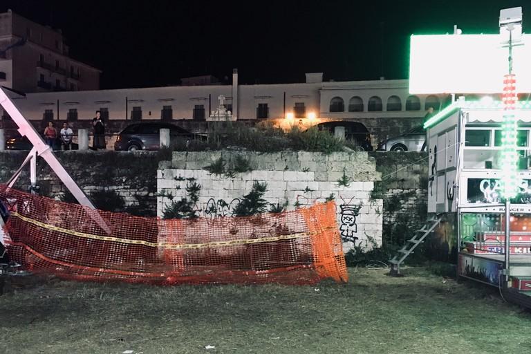 Mura del Carmine