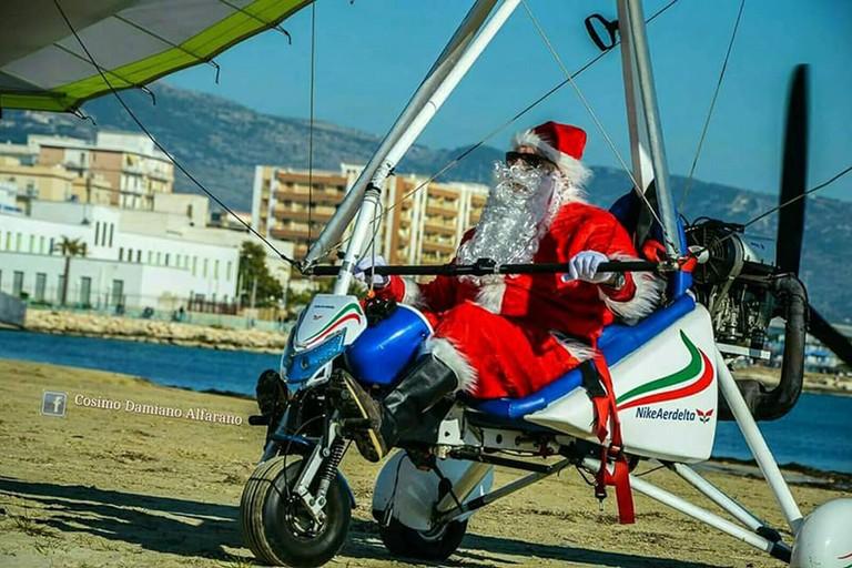 Babbo Natale Batfly