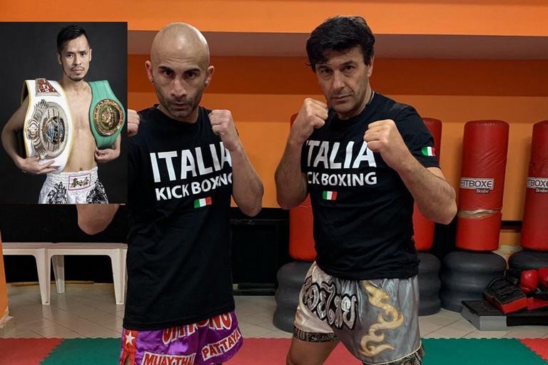 Roberto Palestini e Nino Vaccariello