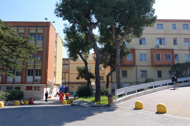 Ospedale Bisceglie