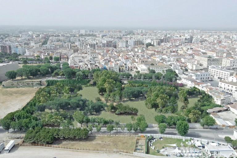 Parco Mura di San Cataldo