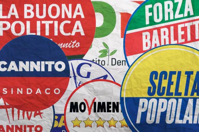 Elezioni amministrative 2018, le liste più suffragate