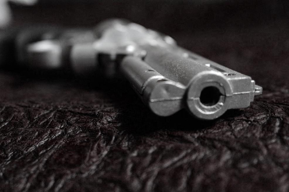 Pistola arma da fuoco