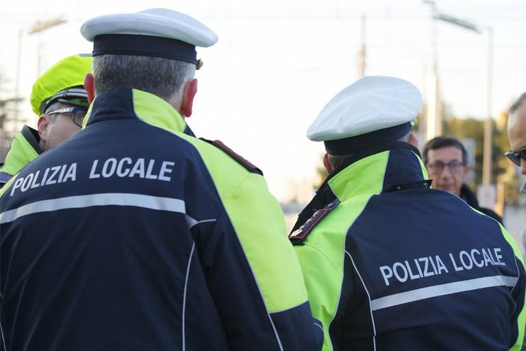 Polizia locale di Barletta