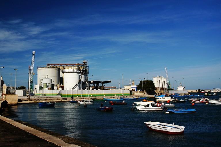 Il Porto di Barletta scalo per mini crociere di lusso fra Italia e Grecia