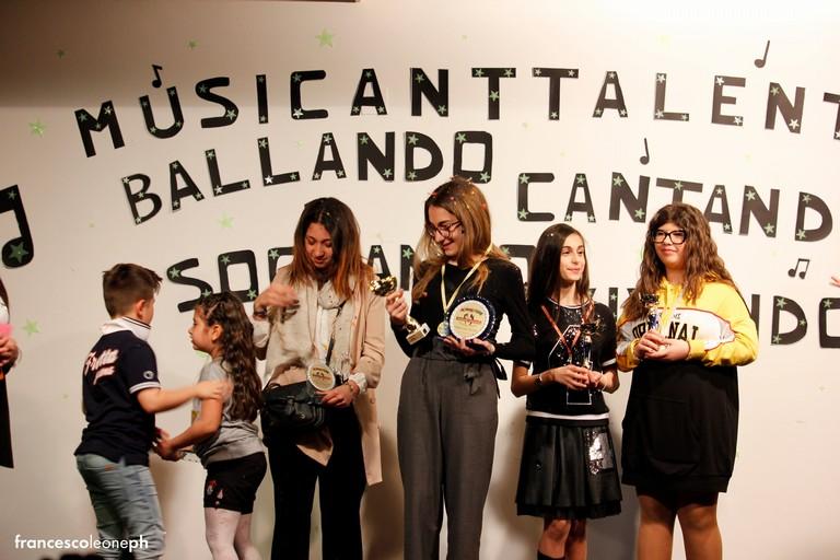 Premiazione di Musicanttalent