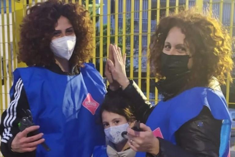 Rossella Dimatto e Roberta Piazzolla - fondatrici di Retake Barletta