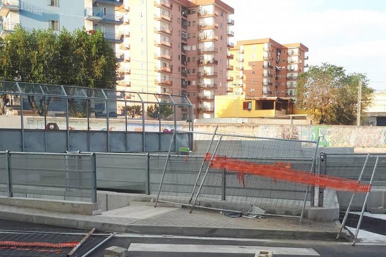 recinzioni sottovia