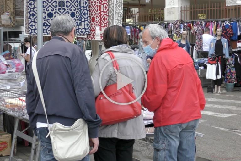 Riapre il mercato settimanale di Barletta