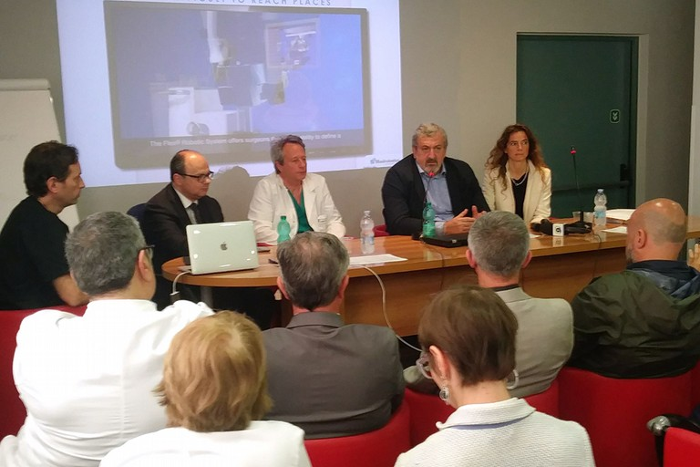 """L'innovazione incontra la sanità, arriva a Barletta """"Flex Robotic"""""""