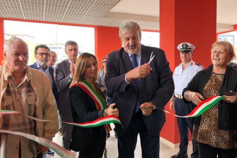 Rosa Tupputi e Presidente Emiliano