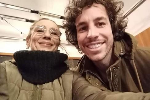 Sardine - Grazia Desario con Mattia Santori