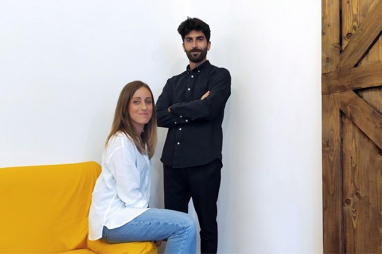 Saverio Rociola e Flavia De Sario