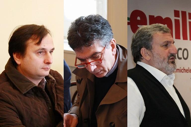Sciusco, Cannito, Emiliano