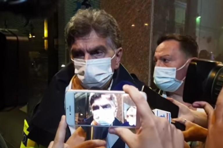 Crollo a Barletta, il sindaco Cannito: «Ipotesi fuga di gas da confermare»