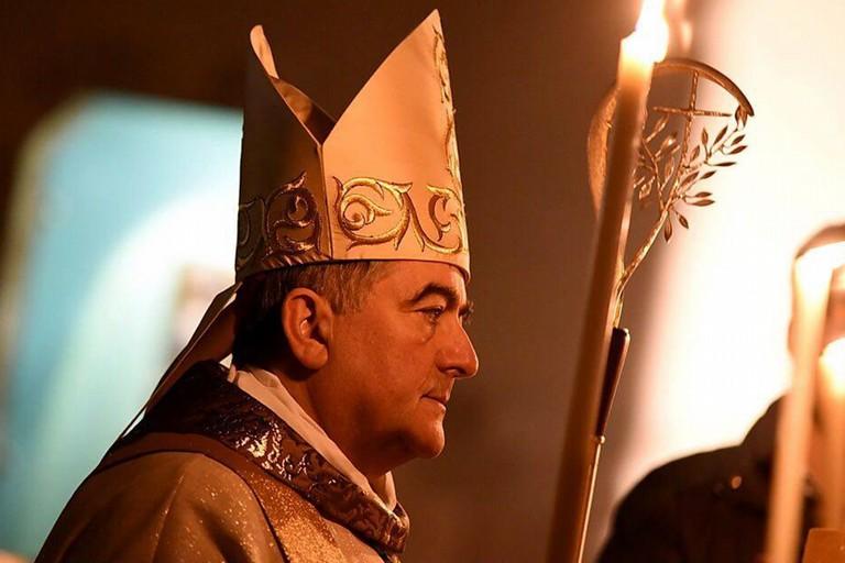 Monsignor Michele Seccia