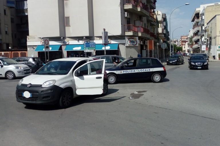 Incidente in via Andria