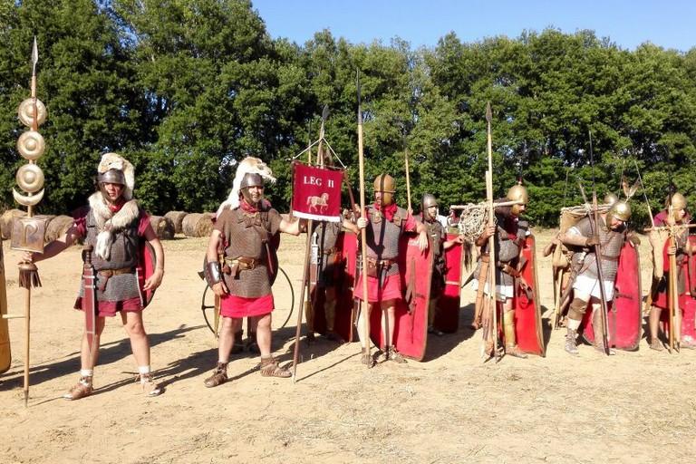 soldati legionari