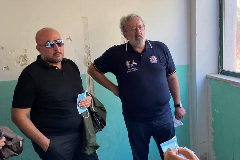 Sopralluogo Polivalente Emiliano e Caracciolo