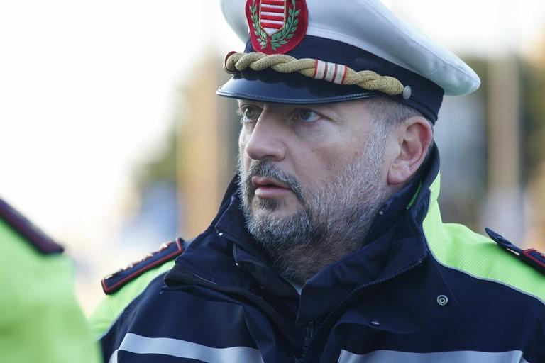 Comandante Savino Filannino. <span>Foto Ida Vinella</span>