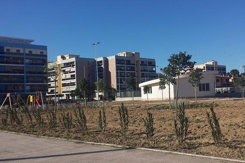 CRR in via degli Ulivi. <span>Foto Ida Vinella</span>