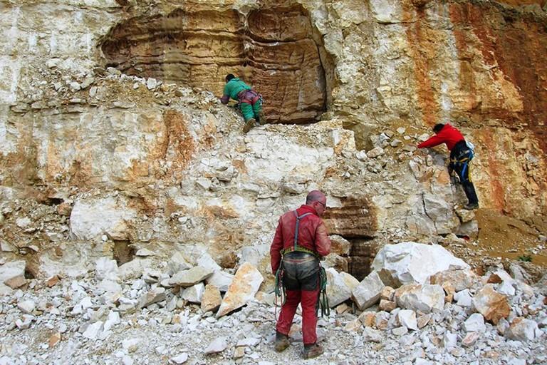 Grotte Montenero - Dellisanti