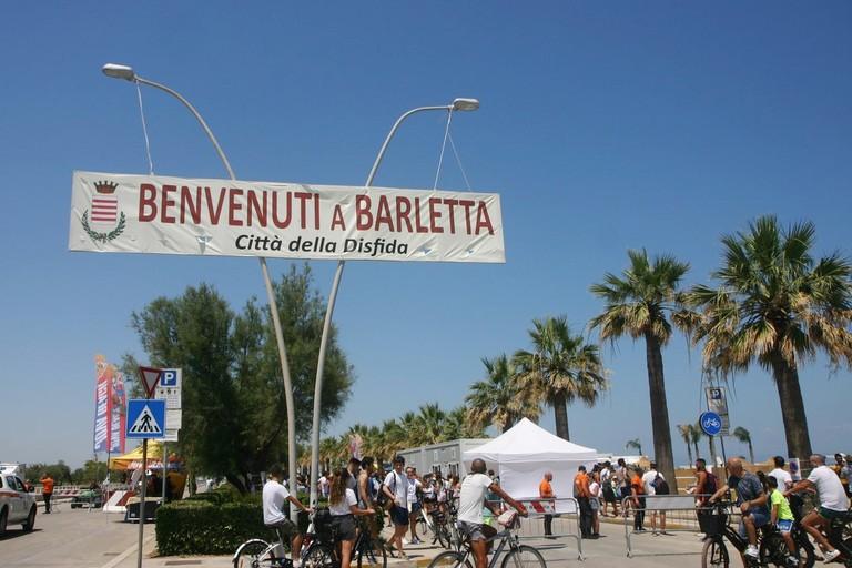 Benvenuti a Barletta
