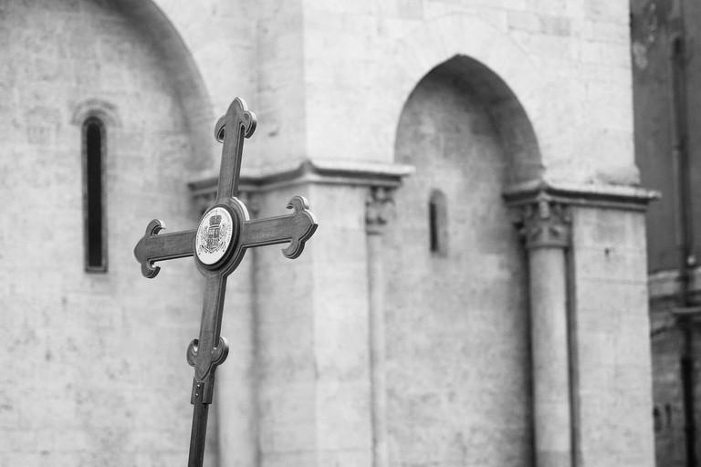 Processione del Venerdì Santo a Barletta. <span>Foto Ida Vinella</span>