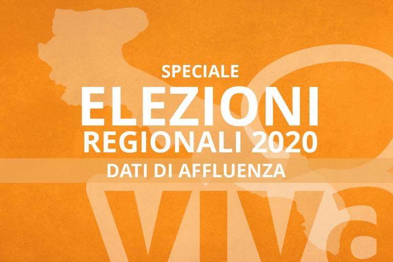 Speciale Elezioni Regionali Affluenza