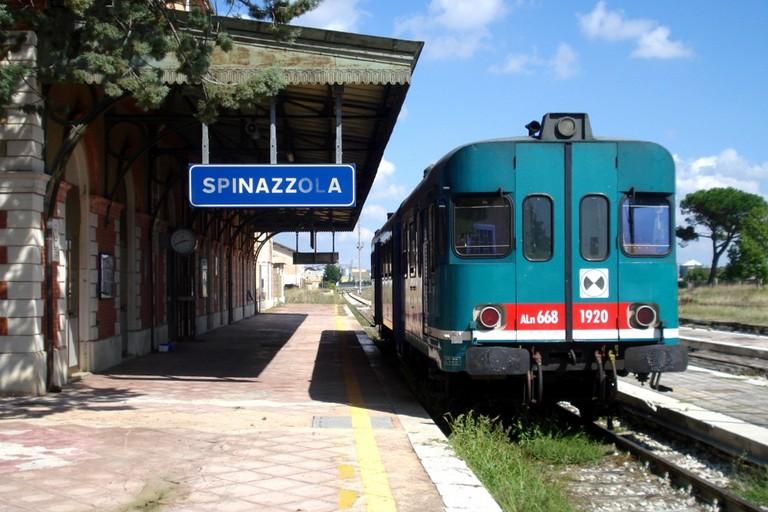 Ferrovia Barletta Spinazzola