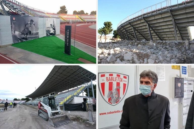 Stadio Puttilli, una lunga odissea