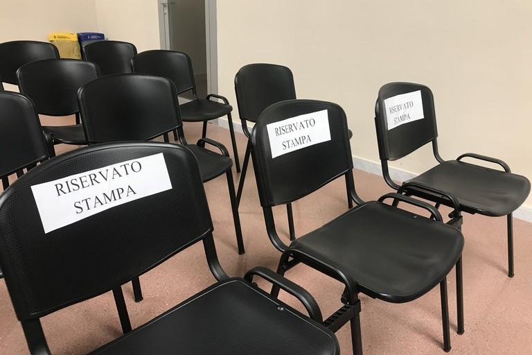 Sala stampa cercasi al consiglio comunale di Barletta