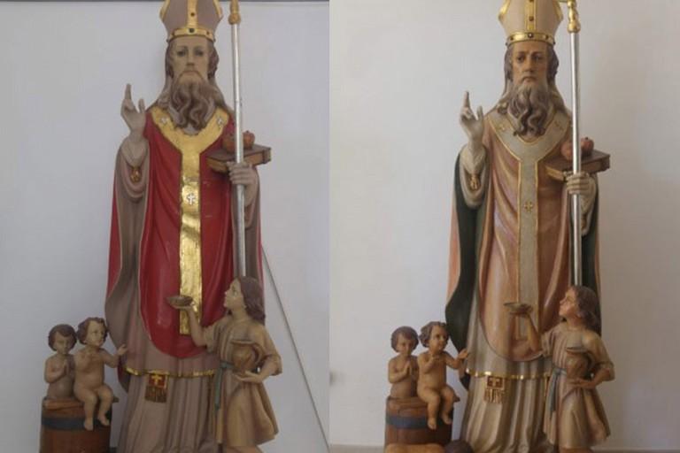 Statua San Nicola