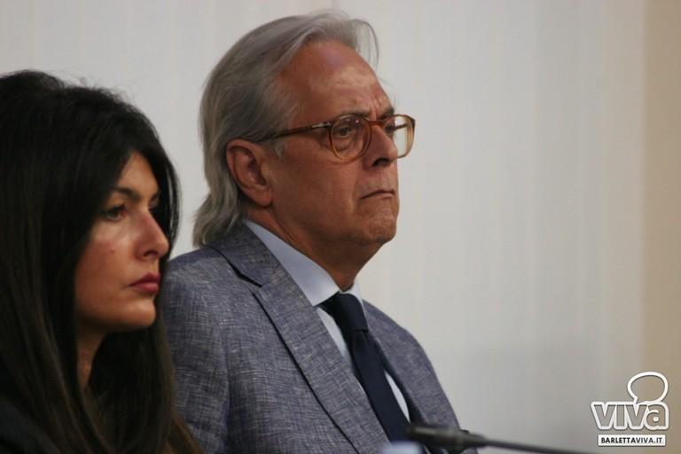 Stella Mele e Giuseppe Losappio